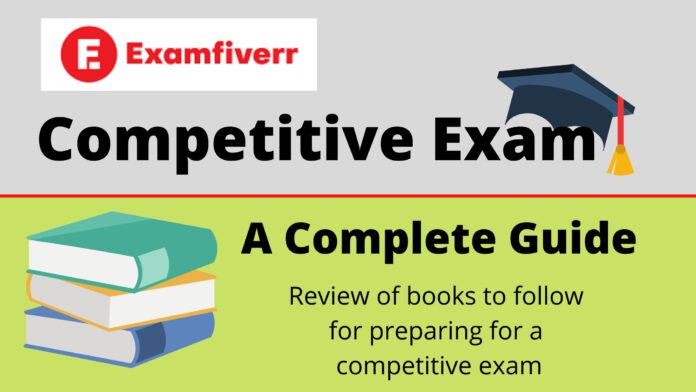 Competitive exam: complete guide on books to follow