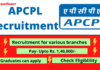 APCPL recruitment detail banner