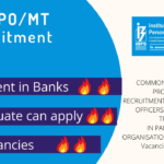 IBPS PO Recruitment 2020 details