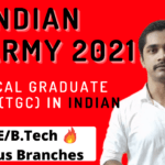 Indian army recruitment details